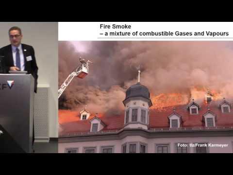 FSS Congress 2015: Roland Goertz - Fire smoke; formation, composition and risk assessment