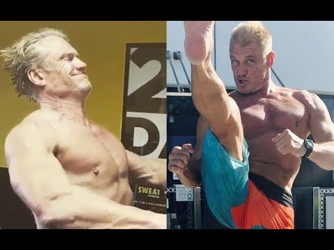Dolph Lundgren  Training for Creed 2  At Age 60