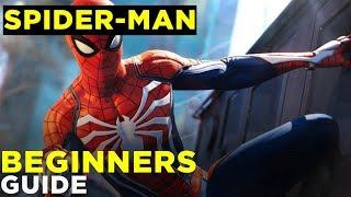 Spider-Man (PS4) Beginner's Guide
