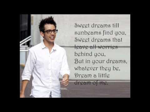 Kevin McHale - Dream a little dream lyrics (Glee)
