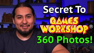 The secret to GW's 360 photos!   Models and Memories Weekly #19