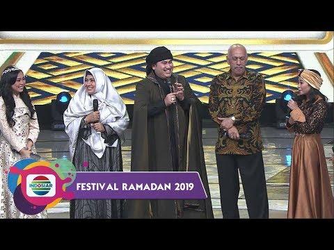 DEG DEGAN! Siapakah Wanita Pilihan Abah Dan Ibu Untuk Nassar? - Festival Ramadan 2019