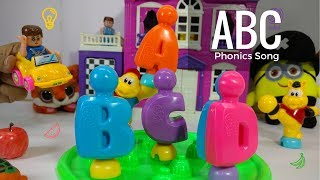Subscribe to our channel KidsDelight TV ! Phonics Song ABC Song Alp...