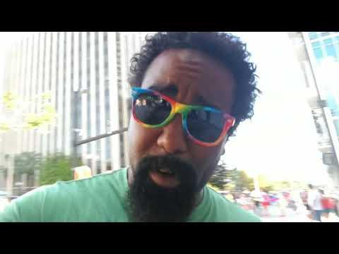 NEGRORLANDO 119: The Random Day! | Gay Pride at Lake Eola | Downtown Orlando