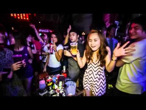 Route66 Club Bangkok Countdown Party 2013