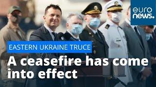 Eastern Ukraine truce: Ceasefire raises hopes of implementing 2015 Minsk peace deal