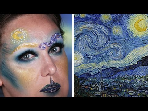 Thumbnail: 1 Makeup Artist, 3 Iconic Paintings