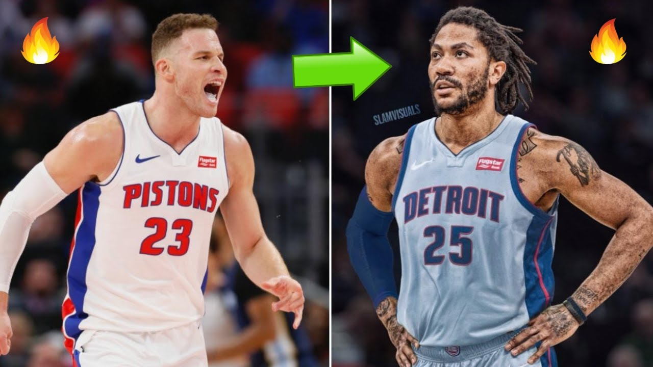 Derrick Rose starting to show why Detroit Pistons signed him in win ...