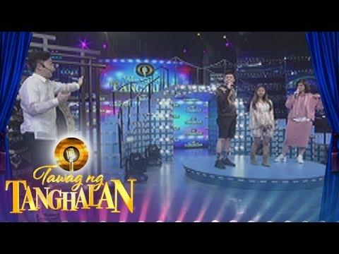 Tawag ng Tanghalan: Vhong tells Anne the name of Ryan's textmate