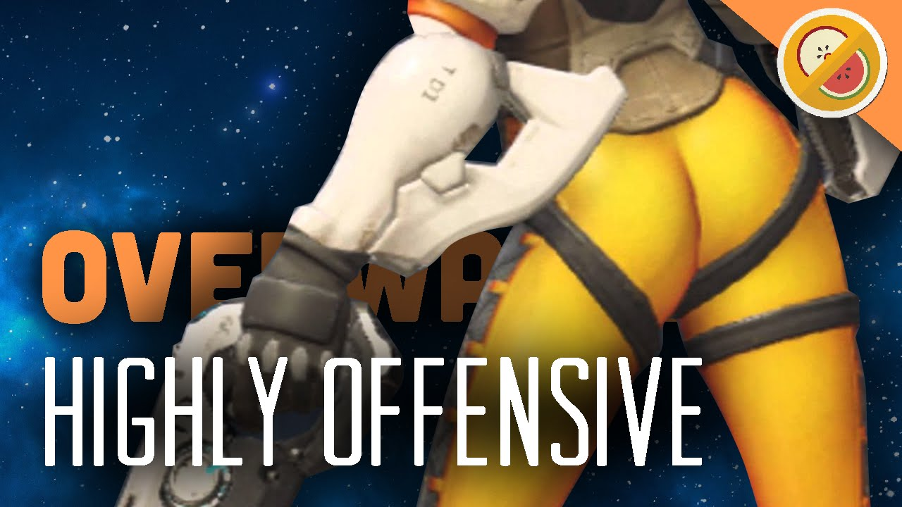 Highly Offensive Overwatch Brawl Gameplay Funny Moments Youtube