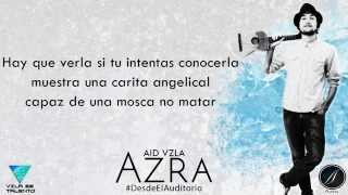 Fria - Azra (Lyrics Video) - @Azra_Oficial