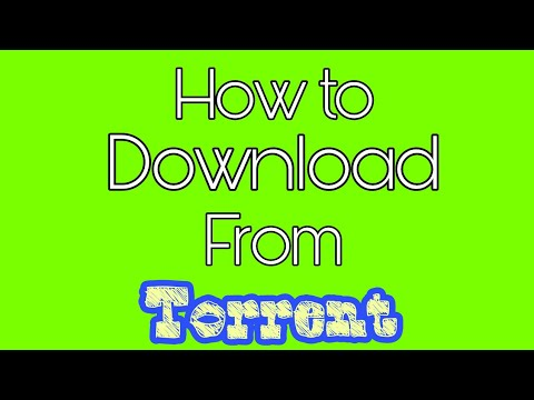 How To Download From Torrent? (HINDI)