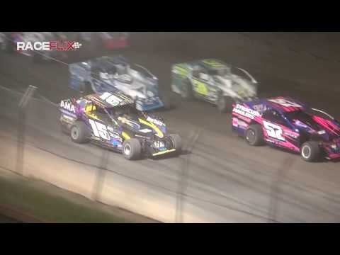 Video Recap from Fulton Speedway on Saturday, July 6th, 2019. Track Announcers Bill Foley and Adam Buchanan on the call. - dirt track racing video image