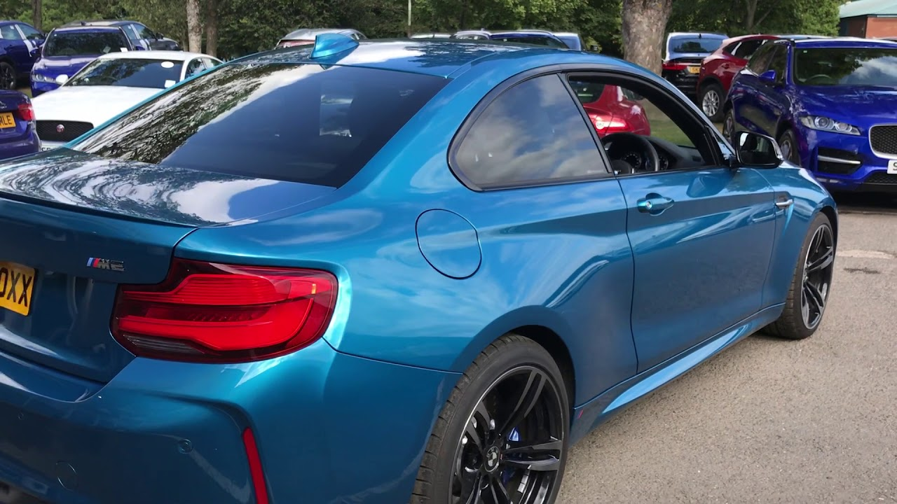 Approved Used   BMW M2 - H100XX