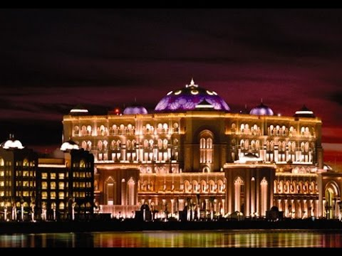 Welcome Back: Emirates Palace Of Abu Dhabi Will Be Naseer's Home In The Film - BT