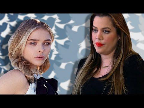 Khloe Kardashian Bullies Chloe Moretz On Twitter