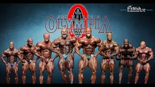 Mr Olympia 2015 Promo | Bodybuilding Motivation