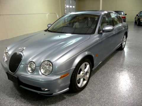 Wonderful 2003 Jaguar S TYPE Sport (#1858) SOLD