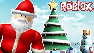 ROBLOX CHRISTMAS TYCOON! Roblox
