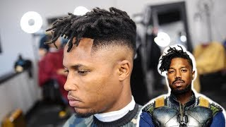 KILLMONGER  DROP FADE