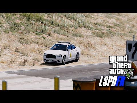 """GTA5 LSPDFR Day-142 (Highway Patrol) """"Kansas State Troopers Patrol"""""""