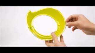 Anti Choke Feeding Bowl