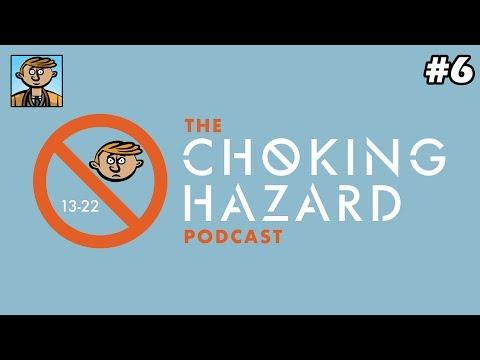 Why GTA Racing? (w/BowskiJ) - The Choking Hazard Podcast #6