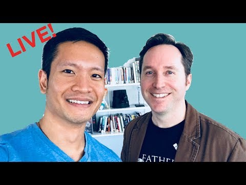 My Interview With Julian Placino And YouTuber Q&A | Answers With Joe Live