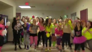 "MHS Lip Dub 2016 ""Shut Up and Dance"""
