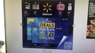 Walmart Black Friday deąls 2020