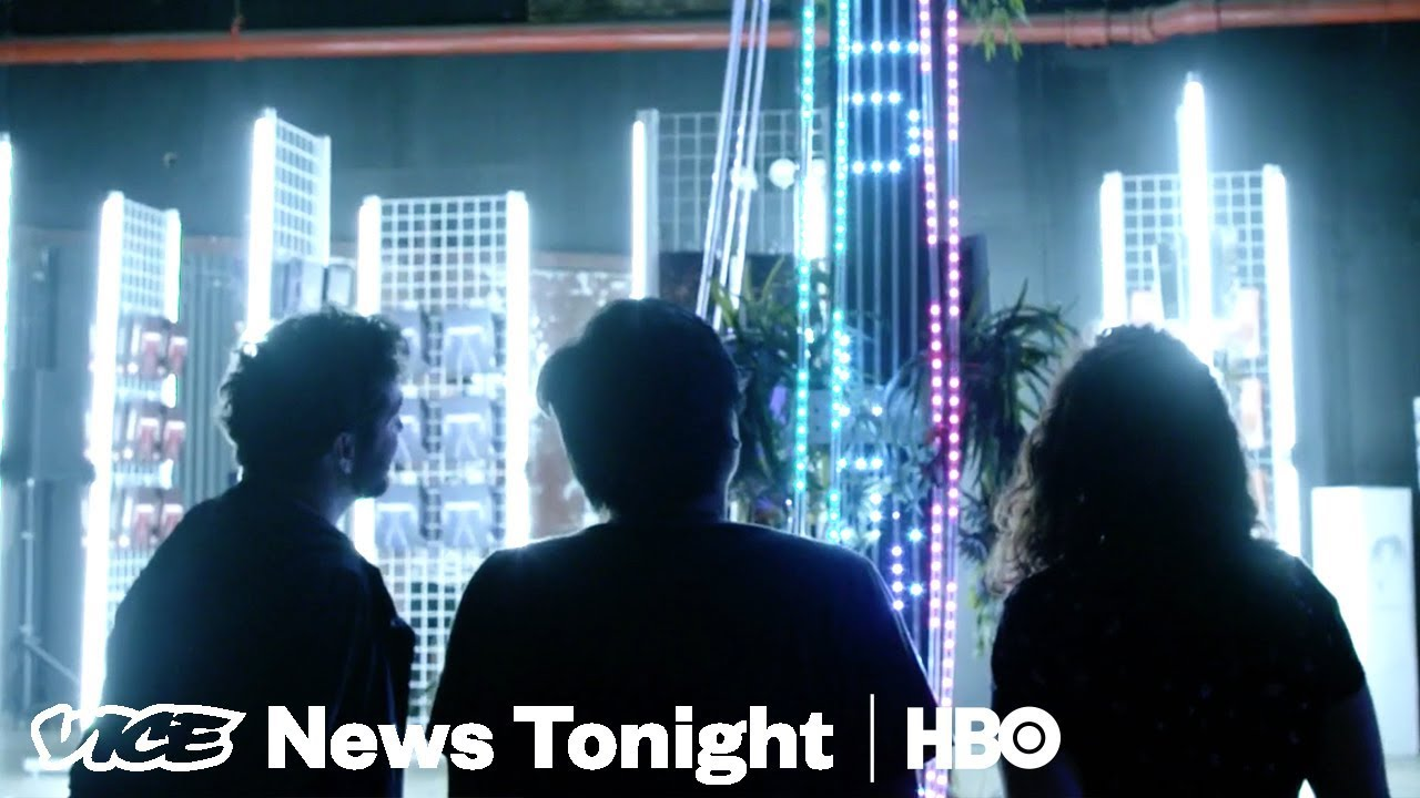 Bitcoin Art Craze & China Loves Iowa: VICE News Tonight Full Episode (HBO)