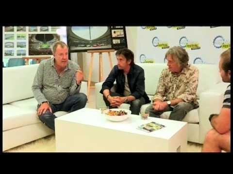 Top Gear Festival Durban -- Trio IV (20 June 2014)