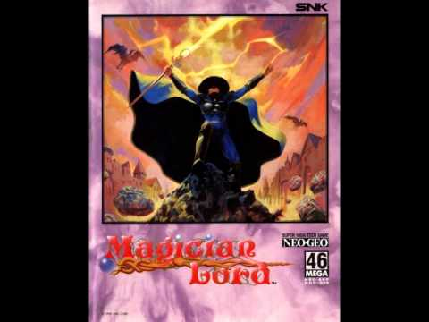 Magician Lord  - Stage 1 Music Dale of Evil Gods