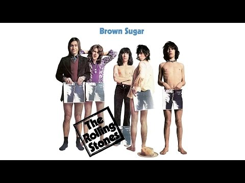 The Rolling Stones - BROWN SUGAR (ALTERNATE VERSION FEAT. ERIC CLAPTON) ft. Eric Clapton