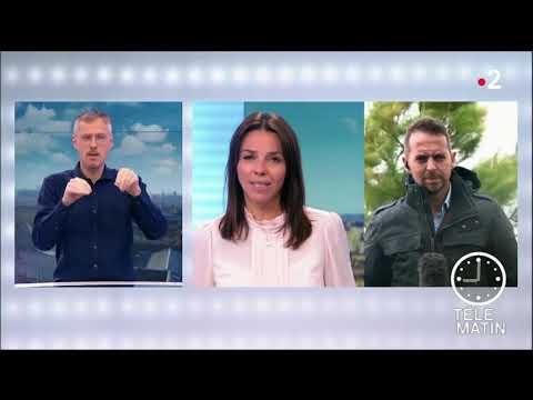 2019-06-07 - France 2  - La Bernerie En Retz - Tempete Miguel