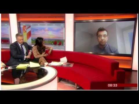 Humza Yousaf on BBC 24 News - 04/03/2018