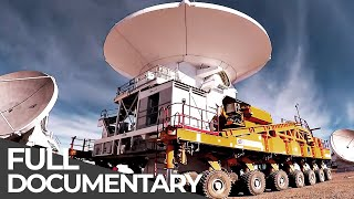 Relocating Giant Antenna (5,000m Altitude) | Mega Transports | Chile | Free Documentary