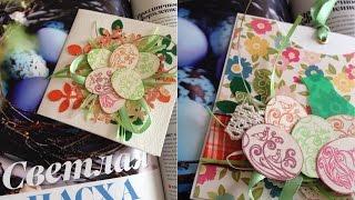 Пасхальные открытки/Easter cards!