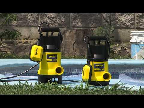 Bombas Sumergibles en Agua Surtek URREA México thumbnail