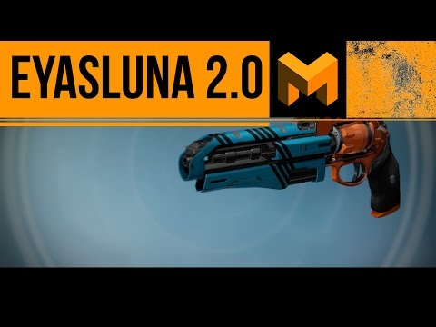 The best legendary hand cannon in destiny the palindrome