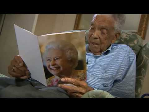 Britain's first black lead actor turns 100
