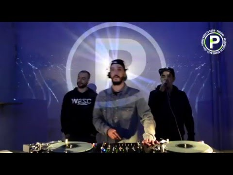 PROMO AUDIO TV ROOM @ MADRID - ARCHITECTS OF DNB 001 (Synest