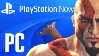 God of War Ascension PC Gameplay Full HD [PlayStation Now]