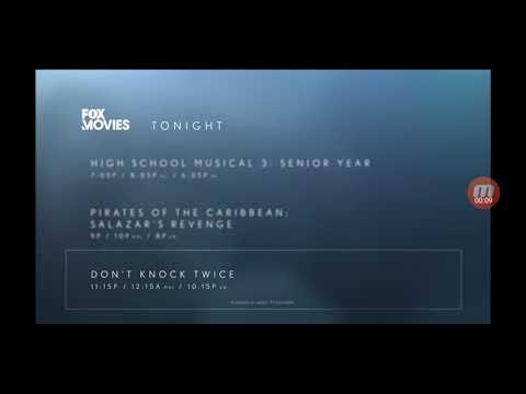 Iklan FOX Movies Asia - Tonight (23)