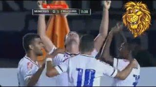 Gol de Leandro Damiao ~ Mineros De Guayana vs Cruzeiro 19.03.2015 ► 2015 Copa Libertadores