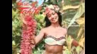Die Tahiti-Tamoures - Ukulele Melody  1964
