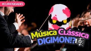 """Porque toca o """"Bolero de Ravel"""" em Digimon ? #Digicuriosidades"""