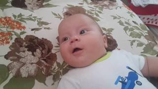 Çok Mama Yedim - Lucky Twins Babies