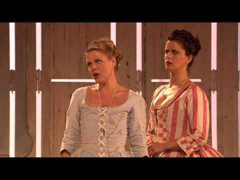 Così fan tutte 'Come scoglio immoto resta' ('Like a rock standing motionless') – Glyndebourne