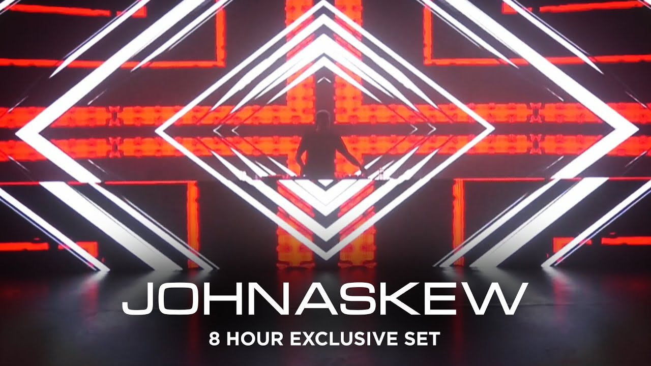 JOHN ASKEW (8 HOUR SET) ▼ TRANSMISSION LIVE (Intensity In Ten Cities)